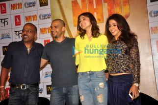 Navdeep Singh, Neil Bhoopalam, Anushka Sharma, Krishika Lulla