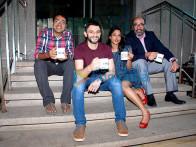 Manu Warrier, Arjun Mathur, Sugandha Garg, Mohan Kapoor