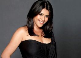 Ekta Kapoor launches her fashion label 'EK'