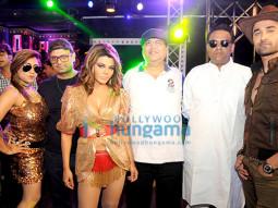 DJ Sheizwood, Rakhi Sawant, Navin Batra, Avadh Sharma