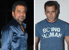 Has Anees Bazmee pissed off Salman Khan?