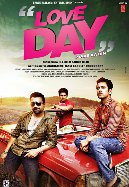 Love Day Cover