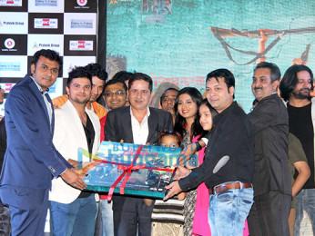 Suresh Raina, Aakash Dahiya, Shoeb Ahmed, Zeishan Quadri, Jaideep Ahlawat