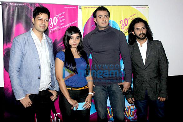 Gaurav Pandey, Neha Chatterji, Ashish Tyagi, Saahil Bhatiy