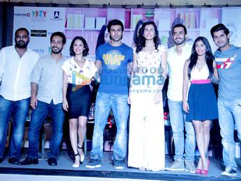 Nushrat Bharucha, Kartik Aaryan, Sonalli Sehgall, Sunny Singh, Ishita Sharma, Omkar Kapoor