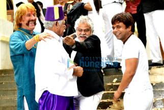 Razzak Khan, Om Puri, Sanjay Mishra, Rajpal Yadav