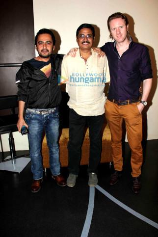 Prawaal Raman, Nandu Madhav, Alexx ONeil