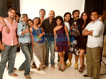 Subrat Dutta,Auroshikha Dey, Manasi Rachh, Amit Sial,Anand Tiwari, Nishant Lal,Disha Arora