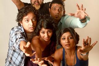 Anand Tiwari,Nishant Lal, Auroshikha Dey, Manasi Rachh, Amit Sial