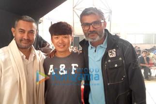 Aamir Khan, Wang Baoqiang, Nitesh Tiwari