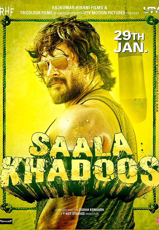 Saala Khadoos Cover