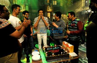 Farhad, Akshay Kumar, Riteish Deshmukh, Sajid Nadiadwala, Sajid, Abhishek Bachchan
