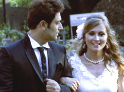Movie Still From The Film Ghost,Shiney Ahuja,Julia Bliss