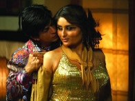 Movie Still From The Film Don - The Chase Begins Again,Shahrukh Khan,Kareena Kapoor