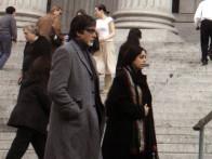 Movie Still From The Film Kabhi Alvida Naa Kehna,Amitabh Bachchan,Kirron Kher