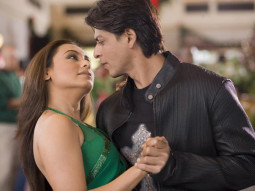 Movie Still From The Film Kabhi Alvida Naa Kehna,Rani Mukerji,Shahrukh Khan