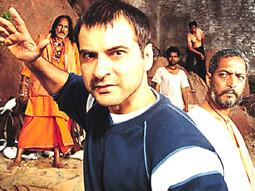 Movie Still From The Film Shakti - The Power Featuring Sanjay Kapoor,Nana Patekar