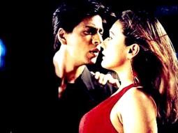 Movie Still From The Film Kal Ho Naa Ho Featuring Shahrukh Khan,Preity Zinta