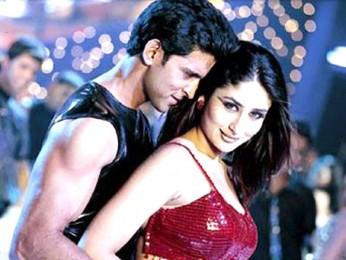 Movie Still From The Film Kabhi Khushi Kabhie Gham,Hrithik Roshan,Kareena Kapoor