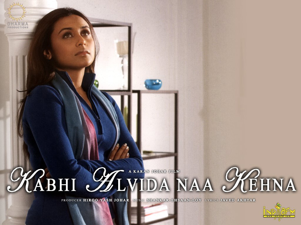kabhi alvida naa kehna 2006 wallpapers | rani-mukerji-30 - bollywood