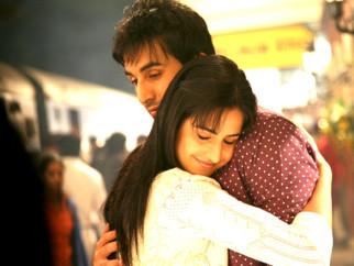 Movie Still From The Film Ajab Prem Ki Ghazab Kahani,Katrina Kaif,Ranbir Kapoor