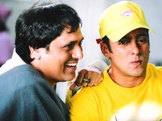 Movie Still From The Film Partner Featuring Salman Khan,Govinda