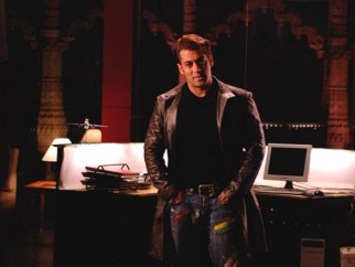Movie Still From The Film Hello,Salman Khan