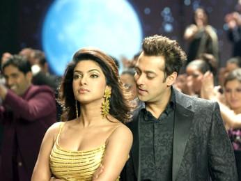 Movie Still From The Film Salaam-E-Ishq,Priyanka Chopra,Salman Khan