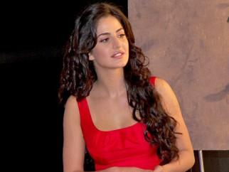 On The Sets Of The Film Yuvvraaj Featuring Katrina Kaif