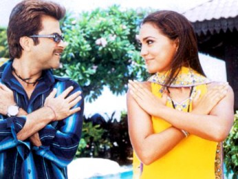 Movie Still From The Film No Entry FeaturingAnil Kapoor,Fardeen Khan