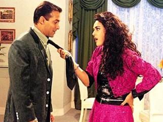 Movie Still From The Film Chori Chori Chupke Chupke Featuring Salman Khan,Preity Zinta