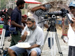 On The Sets Of The Film Chandni Chowk To China Featuring