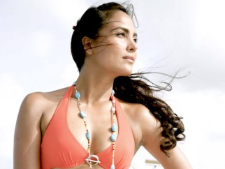 Movie Still From The Film Blue,Lara Dutta