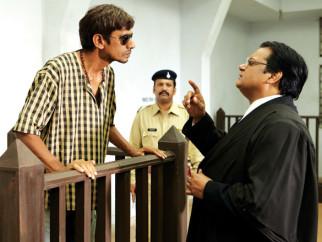 Movie Still From The Film Gali Gali Chor Hai,Vijay Raaz