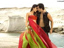 Movie Still From The Film Tashan,Kareena Kapoor,Saif Ali Khan