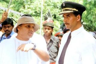 On The Sets Of The Film Ab Tumhare Hawale Watan Saathiyo Featuring Akshay Kumar