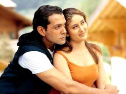 Movie Still From The Film Ajnabee Featuring Bobby Deol,Kareena Kapoor
