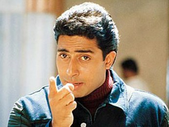 Movie Still From The Film Haan Maine Bhi Pyaar Kiya Featuring Abhishek Bachchan