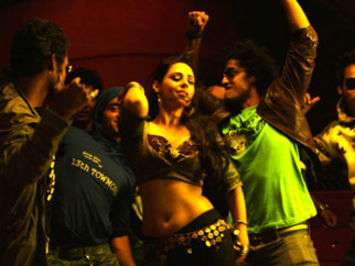 Movie Still From The Film Bumboo,Mandy Takhar
