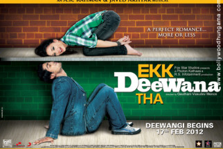 First Look Of The Movie Ekk Deewana Tha