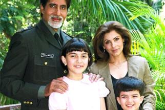 Movie Still From The Film Hum Kaun Hai,Amitabh Bachchan,Dimple Kapadia