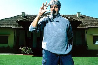 Movie Still From The Film Kyun! Ho Gaya Na,Amitabh Bachchan