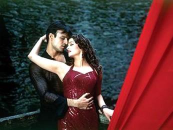 Movie Still From The Film Kyun! Ho Gaya Na,Vivek Oberoi,Aishwarya Rai
