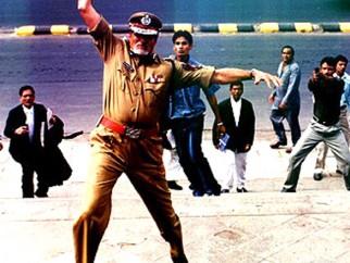 Movie Still From The Film Dev Featuring Amitabh Bachchan