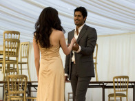 Movie Still From The Film 7 Welcome to London,Sabeeka Imam,Asad Shan