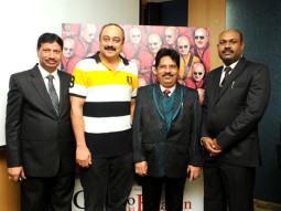 Suresh Shrivastava,Sachin Khedekar,Balasaheb Bhapkar,Sanjay Roy