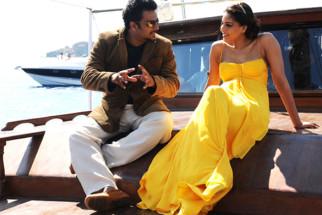 Movie Still From The Film Jodi Breakers,R Madhvan,Bipasha Basu