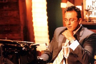 Movie Still From The Film Shabd Featuring Sanjay Dutt