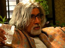 Movie Still From The Film The Last Lear Featuring Amitabh Bachchan