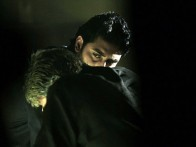 Movie Still From The Film Sarkar Raj,Amitabh Bachchan,Abhishek Bachchan